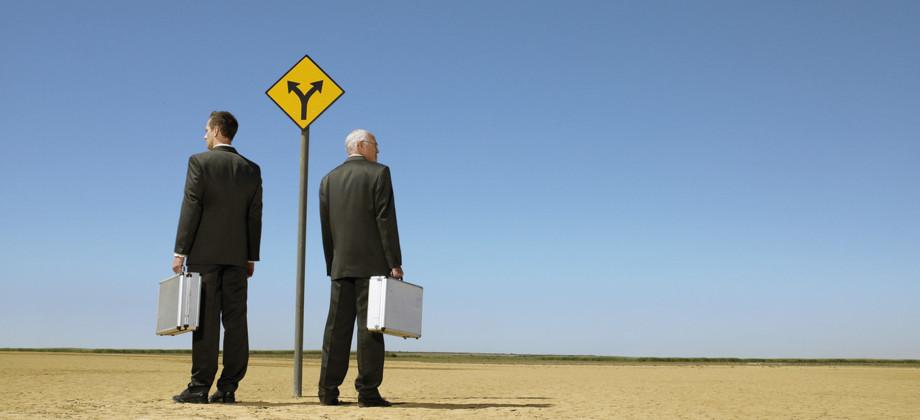 Schäfer Unternehmensberatung hilft Ihnen, die richtige Richtung zu finden